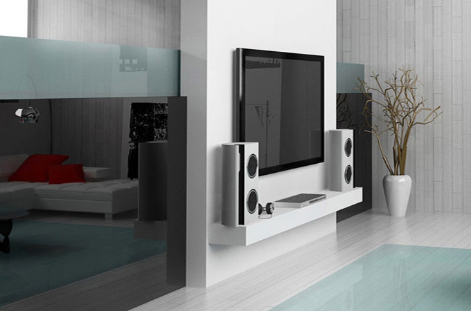 Tv cabinet design wall mount tv cabinet living room for Tv cabinet designs for hall