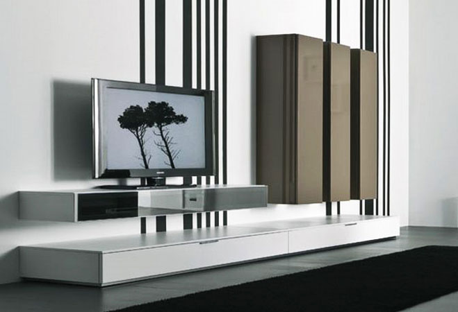 1000 images about tv unit on pinterest wall mount for Tv cabinet designs for hall