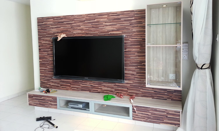 Tv cabinet design wall mount tv cabinet living room for Armoire tv design